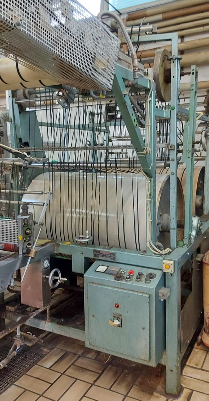 Mageba 2 cylinder finishing machine