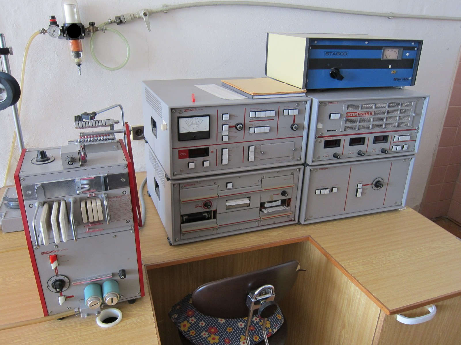 Yarn Laboratory Equipment