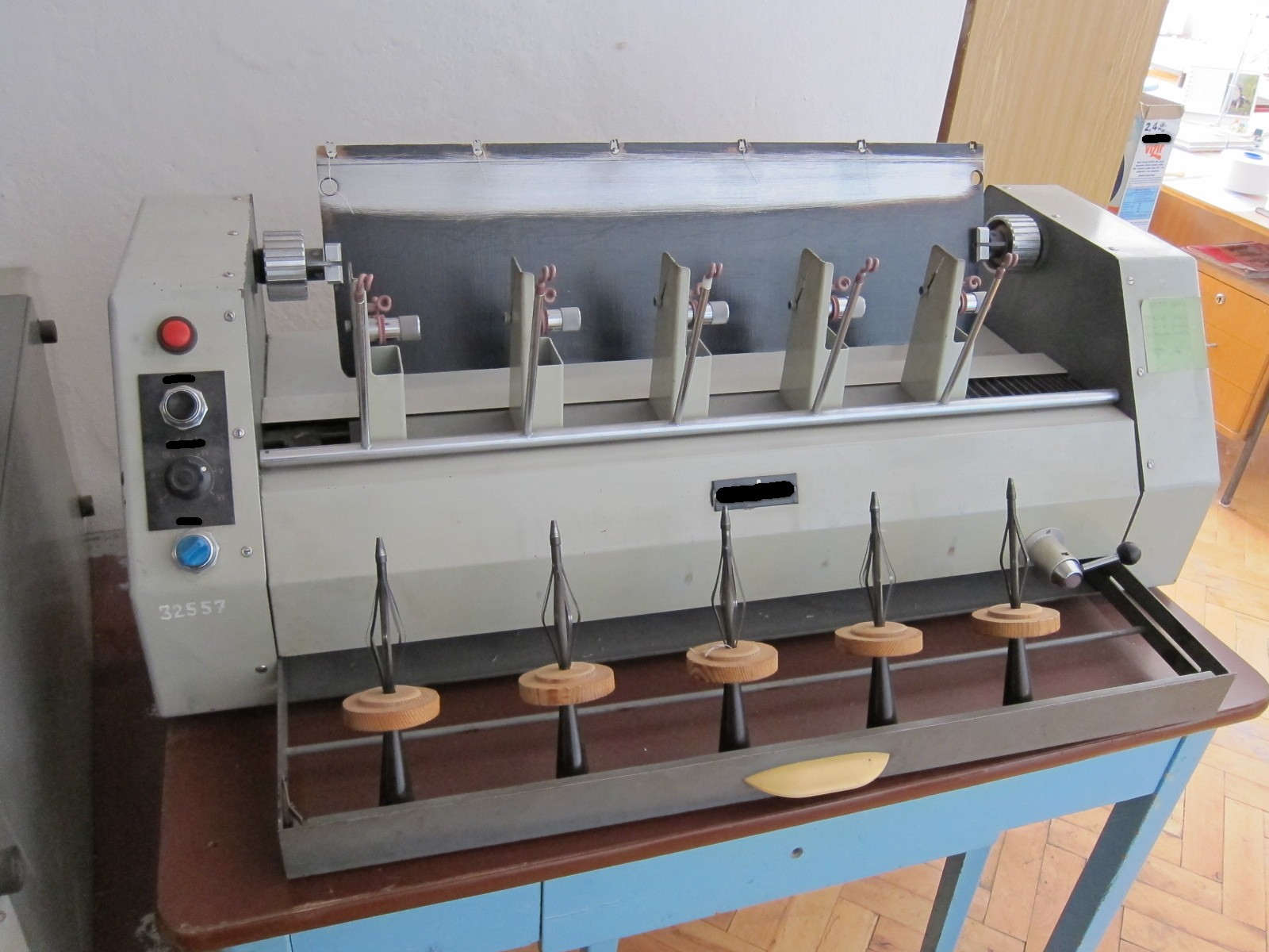 Used Yarn Laboratory Equipment
